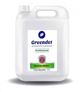 Detergente Lava-Tudo Ambientado Coco/Baunilha 5 LT