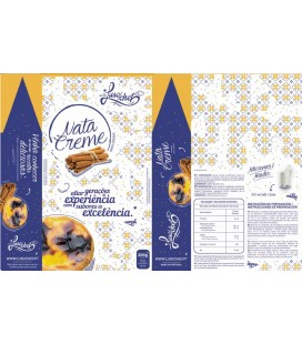 Creme Nata Lusochef 200 gr cx/10