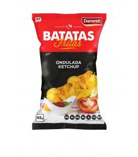 Batata Frita DANESTI Ketchup 45 gr cx/26