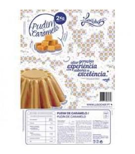 Pudim Caramelo Lusochef 100 gr cx/22