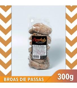 Broas de Passas 250 gr (Ben)