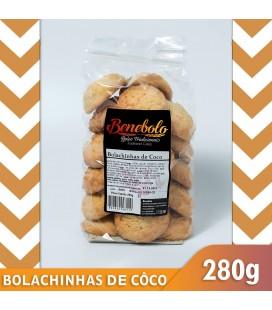 Bolachinhas de Coco 250gr (Ben)
