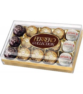 Ferrero Rocher Collection T15 cx/6