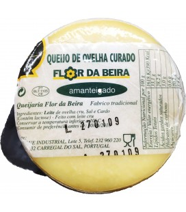 Queijo Amanteigado Ovelha Flor da Beira +-550gr