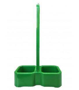 Galheteiro Plastico Garrafas 250ml PET Peninsular