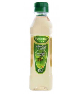 Vinagre Vinho Branco Peninsular Pet 0.25 cx/15