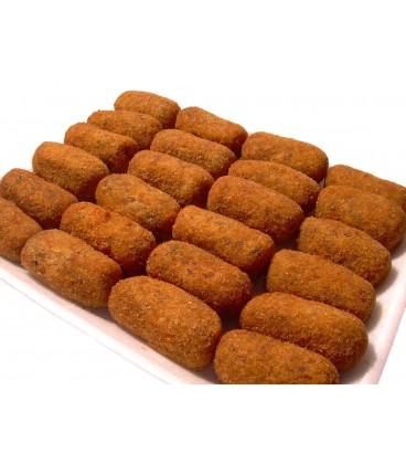Croquetes Carne (covete 12 un) cx/10