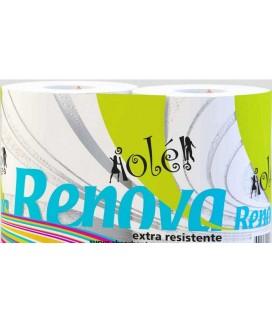 Papel Higienico Renova Ole 2 rolos cx/32