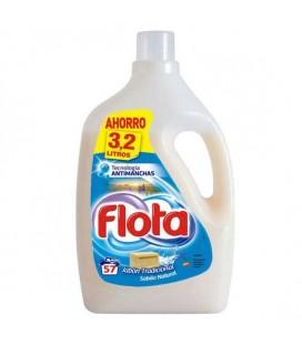 Detergente Flota Sabao Tradicional 57d 3,2lt cx/4