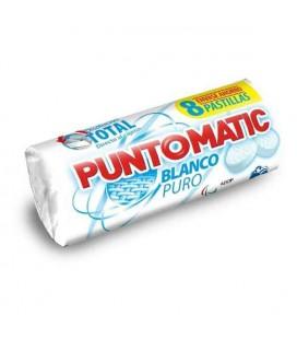 Puntomatic Branco Puro 8 Pastilhas pak 264gr cx/28