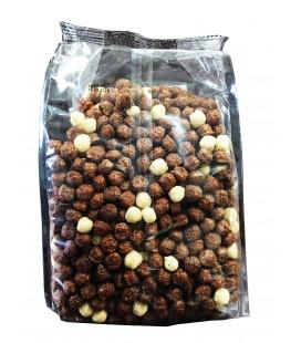 Cereais SNAPPY DUO Milho+Chocolate 225gr cx/12