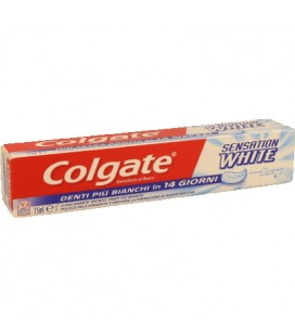Pasta Dentes Colgate Branqueador Pro 75ml cx/12