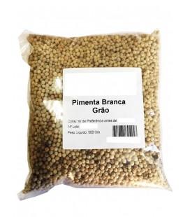 Pimenta Branca Grao 500 gr