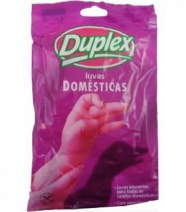 Luvas Duplex Borracha Hand Care Pequenas (1 Par)