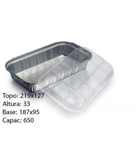 Formas Aluminio (Ref 1365a/487) /25 un