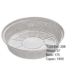 Formas Aluminio 6310/P1025 + Tampas (800 unid)