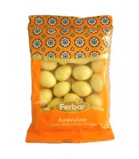 Amendoa Chocolate Branco FB Rª5485 100gr cx/20