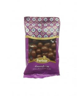 Amendoim c/ Choc Leite Ferbar 100gr Rª5584 cx/20