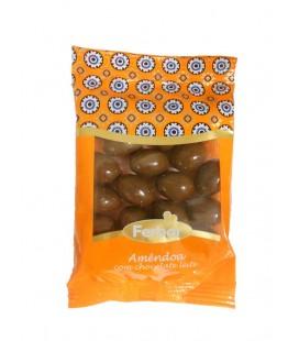 Amendoa c/ Choc. Leite 100g FB - Rª 4632 cx/20