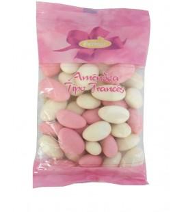 Amendoa Tipo Frances Rosa/Br 180g FB-Rª 4605 cx/16