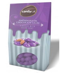 Amendoa Silver Lilas CandyCat 150gr cx/24