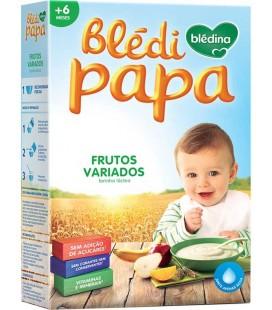 Farinha Bledipapa +6 Meses Fruto Variado 250g cx/7