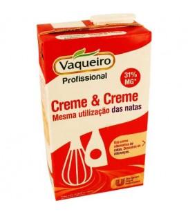 Natas VAQUEIRO Profissional Creme e Creme 31%cx/12