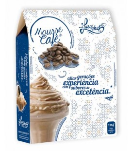 Mousse de Cafe Lusochef 125 gr cx/10