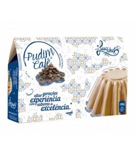 Pudim Cafe Lusochef 100 gr cx/10