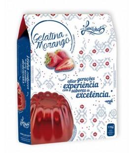 Gelatina de Morango Lusochef 170 gr cx/10