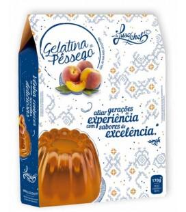 Gelatina de Pessego Lusochef 170 gr cx/22