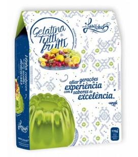 Gelatina de Tuti Fruti Lusochef 170 gr cx/22
