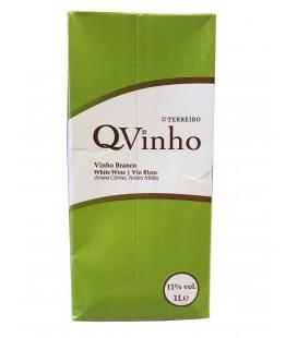 QVinho Tetra Branco 1L 11% (Pacote) cx/12