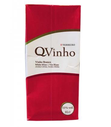 QVinho Tetra Tinto 1L 11,5% (Pacote) cx/12