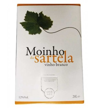 V. Branco 20 Lt Corrente MOINHO SARTELA 12%