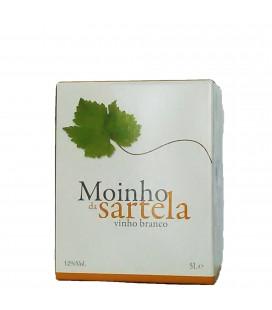 V. Branco 5 Litros MOINHO DA SARTELA Bag in Box