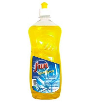 FUN Lava Loica Amarelo 1 Litro cx/16