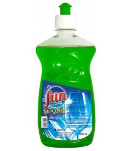 FUN Lava Loica Concentrado Verde 500 ml cx/12