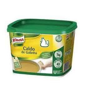 Knorr 1 Kg GALINHA Caldo Pasta