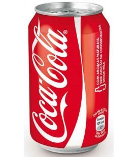 Coca Cola Lata 0.33 (Nac) cx/24