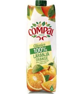 Compal 1 LT Fresh Laranja cx/12 uni