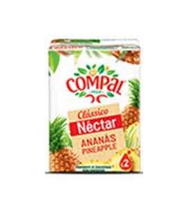 Compal Nectar Ananas Tetra 200ml cx/27