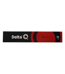 Capsulas Delta Cafe Qualidus n10 8 Pak c/10 un