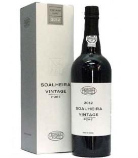 V. Porto Borges Q. da Soalheira Vintage 2012 0.75