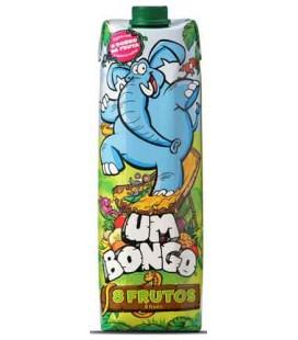 Um Bongo 8 Frutos 1Lt cx/12