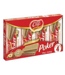 Wafer Poker Avela 45gr cx/20