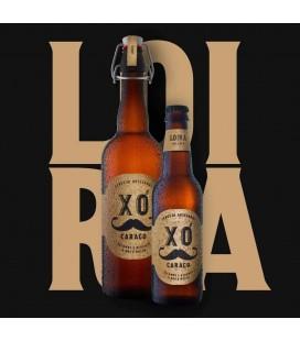 Cerveja Artesanal XO CARAGO Loira 0.33 cx/16