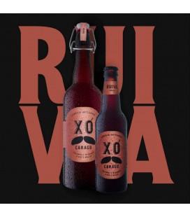 Cerveja Artesanal XO CARAGO Ruiva Trigo 0.33 cx/16
