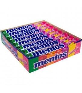 Mentos Stick Rinbow 40gr cx20