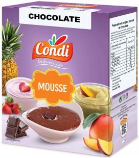 Mousse Chocolate CONDI 1.2kg cx/13